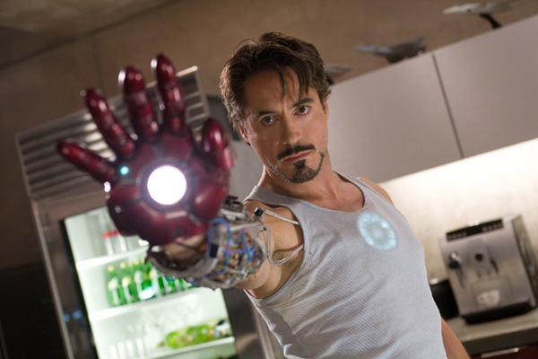 Robert Downey Jr. as Tony Stark