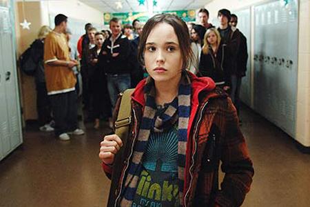 Ellen Page as Juno