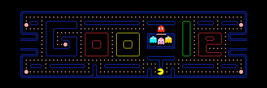 Google's Pac-Man