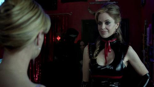 Pam flirts with Sookie