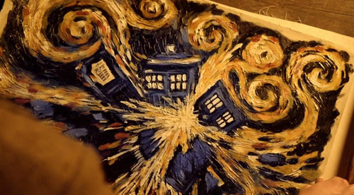 Doctor Who Pandorica Opens