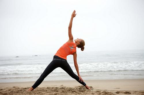 Yoga Woman by adifansnet