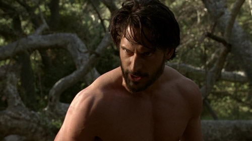"True Blood 3x06 ""I Got a Right to Sing the Blues"" Alcide"