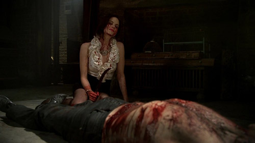 "True Blood 3x06 ""I Got a Right to Sing the Blues"" Lorena and Bill"