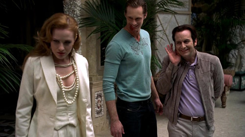 "True Blood 3x06 ""I Got a Right to Sing the Blues"" Sophie-Ann, Eric, and Russell"