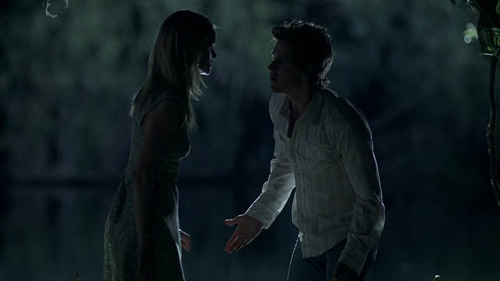 "True Blood 3x06 ""I Got a Right to Sing the Blues"" Crystal and Jason"
