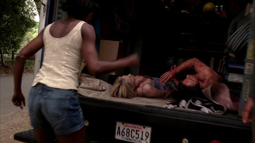 true blood bill and sookie. True Blood 3x07 Hitting the