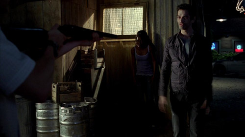 True Blood 3x09 Jason, Tara, and Franklin