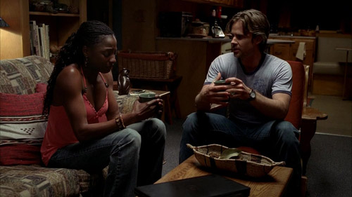 True Blood 3x09 Tara and Sam