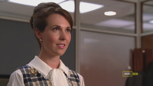Mad Men 4x02 Allison