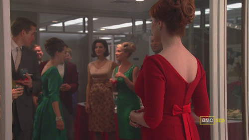 Mad Men 4x02 Joan
