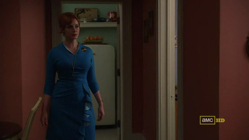 Mad Men 4x03 The Good News Joan