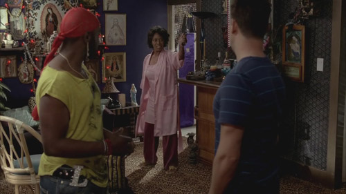 True Blood 3x08 Lafayette, Ruby, and Jesus