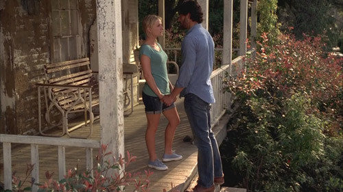 True Blood 3x08 Sookie and Alcide