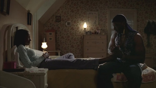 True Blood 3x08 Tara and Lafayette