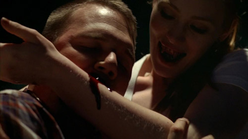 True Blood 3x10 Hoyt and Jessica