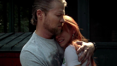True Blood 3x10 Terry and Arlene