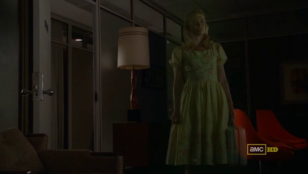 Mad Men 4x07 Ghost Anna