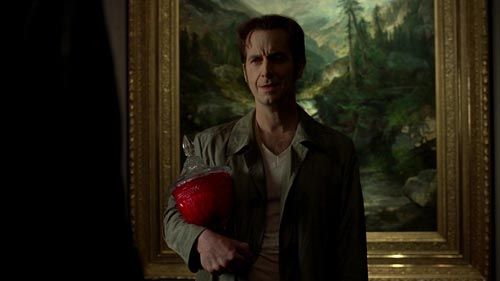 True Blood 3x11 Russell alone