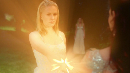 True Blood 3x12 Sookie and Claudine