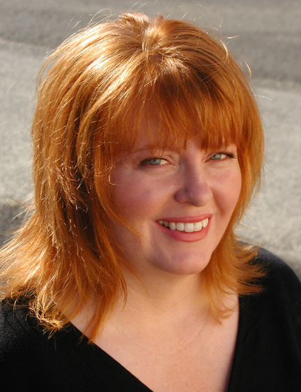 Comic book writer Gail Simone