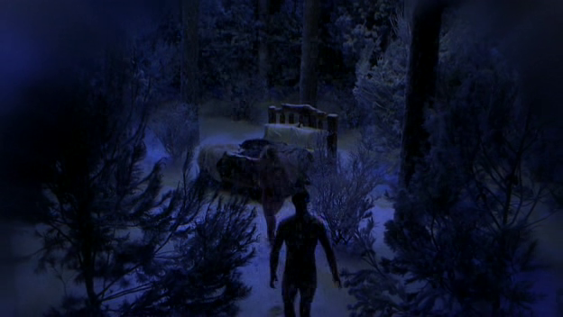 Sookie and Eric go to Narnia