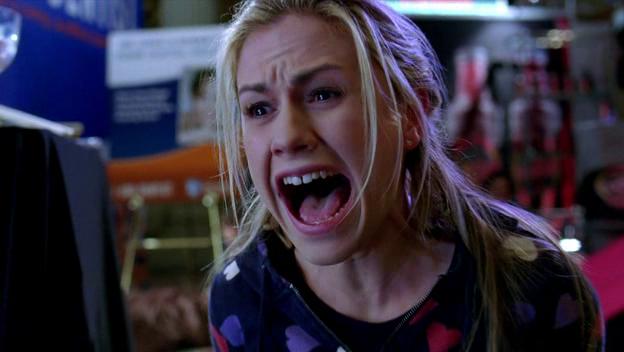 Sookie screams