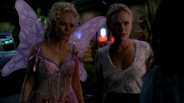 Holly and Sookie