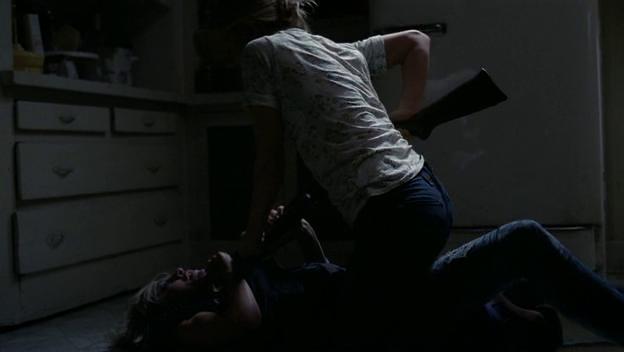 Sookie kills Debbie