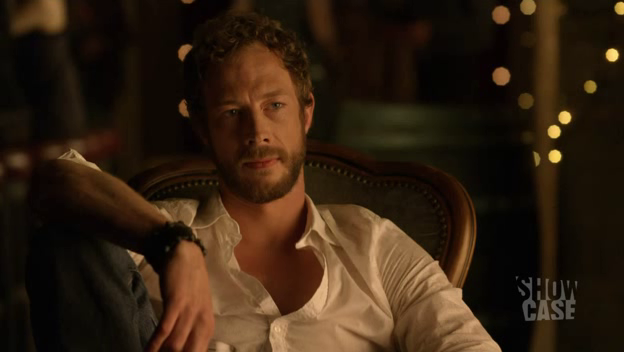 "Lost Girl 2x05 ""BrotherFae of the Wolves"" TV Review ...Lost Girl Dyson Tattoo"