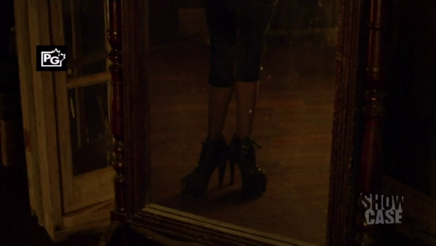 Kenzi Lost Girl Shoes