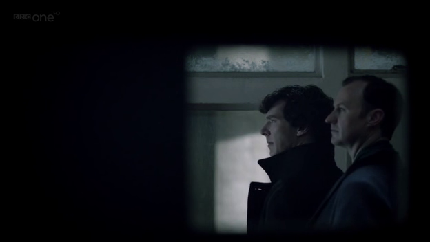 Sherlock and Mycroft