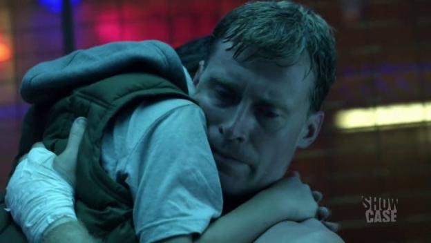 Hugs make kids feel loved. Awww.