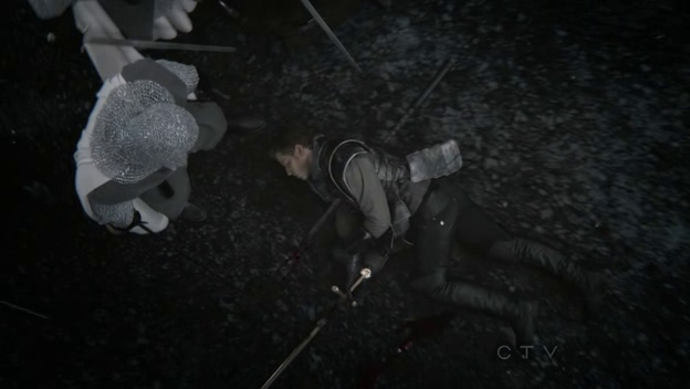 James is dead.
