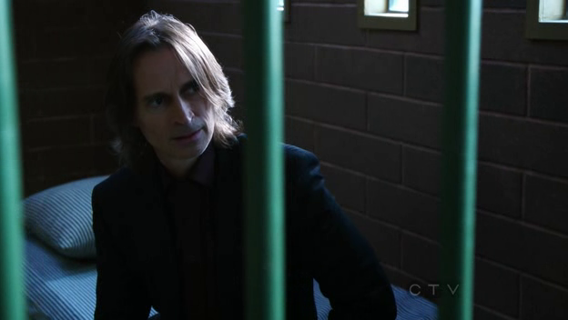 I don't think Mr. Gold will be behind bars for very long. That's just not how he rolls.