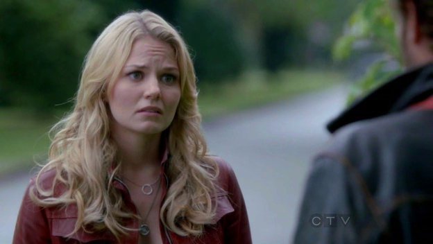 Emma's a little disappointed in Graham.
