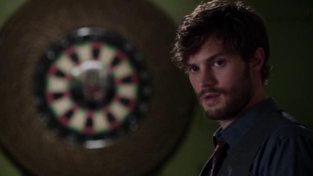 Graham is a darts pro.