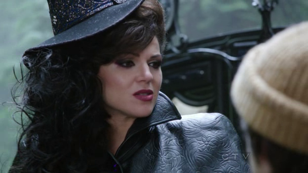 Regina and her fabulous witch hat