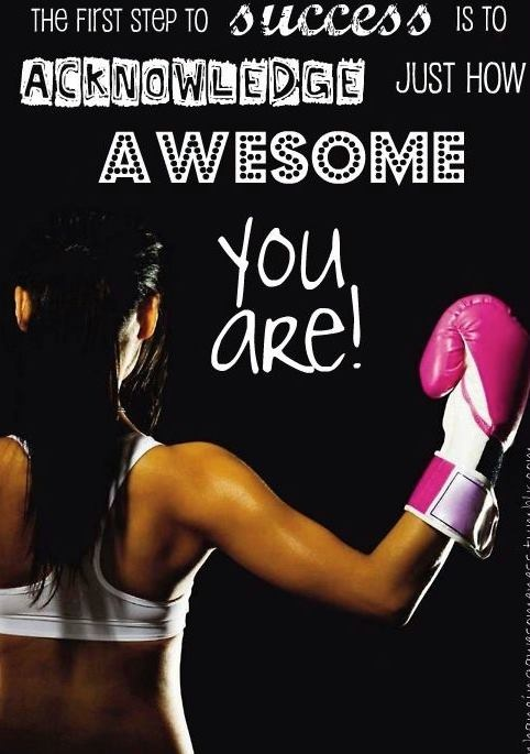 Because you are awesome.