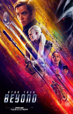 Star Trek: Beyond movie poster