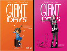 Giant Days Vol 2 & Vol 4