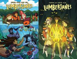 Lumberjanes Vol 5 & Vol 6