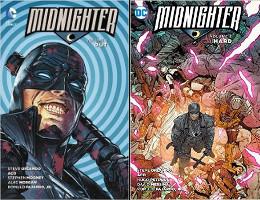 Midnighter Vol 1 & Vol 2