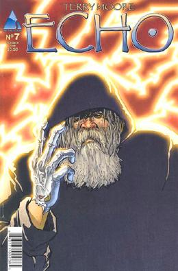 Echo #7 cover
