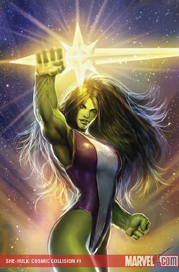 She-Hulk: Cosmic Collision