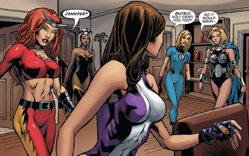 She-Hulk: Cosmic Collision #1