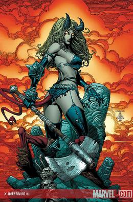 X-Infernus #1 Cover