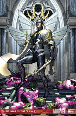 Secret Invasion: War of Kings #1