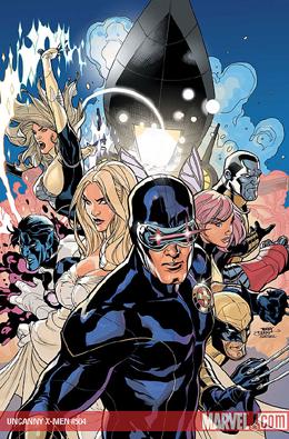 Uncanny X-Men #505