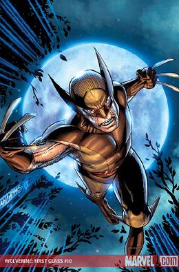 Wolverine First Class #10